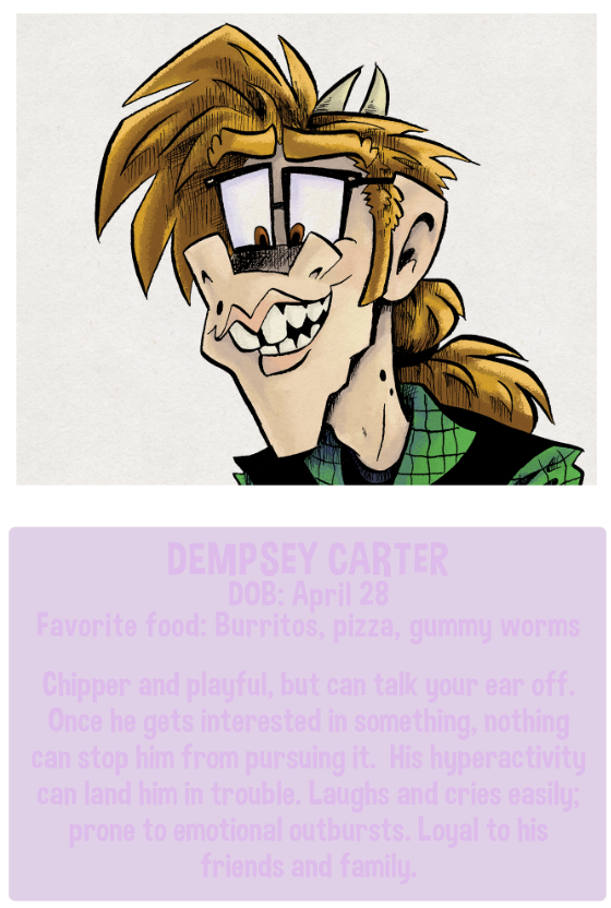 dempsey character