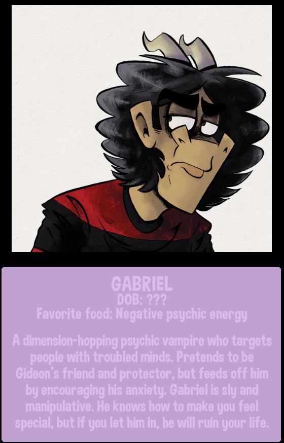 gabriel character